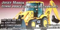 Marek-zemní práce